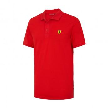 Ferrari férfi galléros póló Classic red F1 Team 2016
