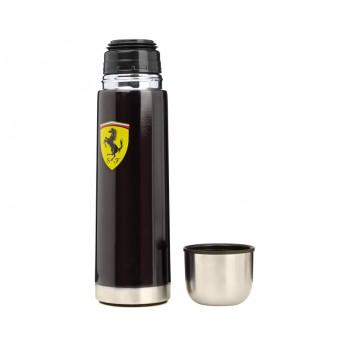 Ferrari fém termosz black F1 Team 2016