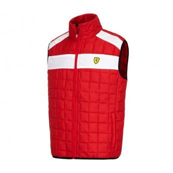 Ferrari F1 férfi ujjnélküli melegítő red Team 2016