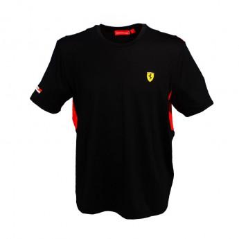 Ferrari férfi póló Performance black F1 Team 2016