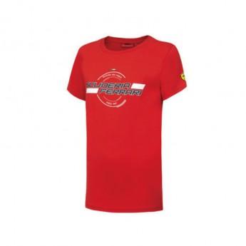 Scuderia Ferrari férfi póló red F1 Team 2016
