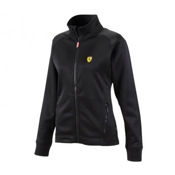 Ferrari F1 női pulóver Powerstretch black Team 2016