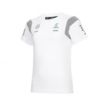 Mercedes AMG Petronas gyerek póló white Team F1 2016