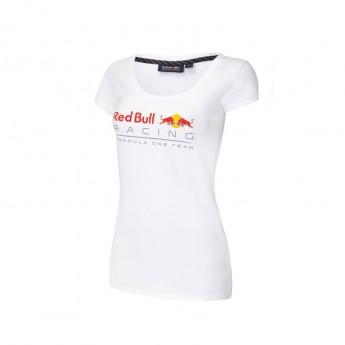 Infiniti Red Bull Racing női póló Front Logo white 2016