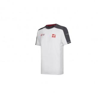 Haas F1 gyerek póló grey 2016