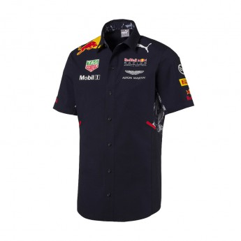 Red Bull Racing férfi ing navy F1 Team 2017
