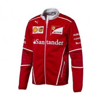 Puma Ferrari férfi kabát Softshell F1 Team 2017