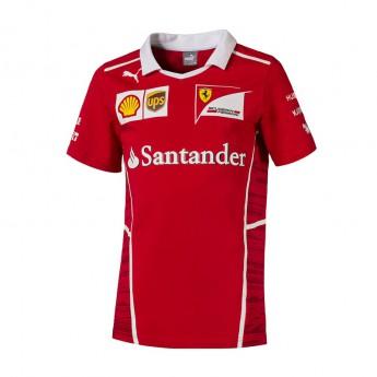 Puma Ferrari férfi póló F1 Team 2017