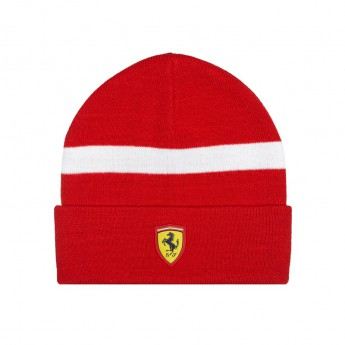Scuderia Ferrari téli sapka red Knitted F1 Team 2017