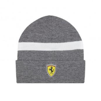 Scuderia Ferrari téli sapka gray Knitted F1 Team 2017