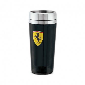 Ferrari thermocup black F1 Team
