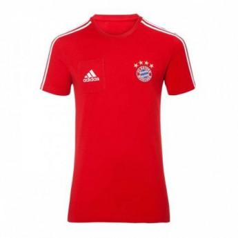 Bayern München férfi póló red 17