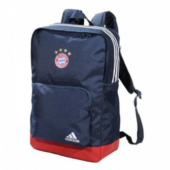 Bayern München hátizsák bluered 17