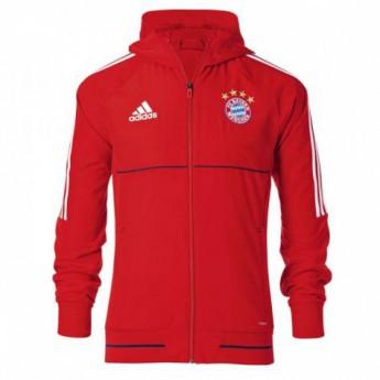 Bayern München férfi kabát red pre jkt