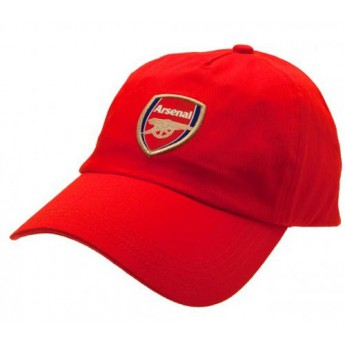 FC Arsenal siltes sapka logo red