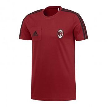 AC Milan férfi póló pocket red