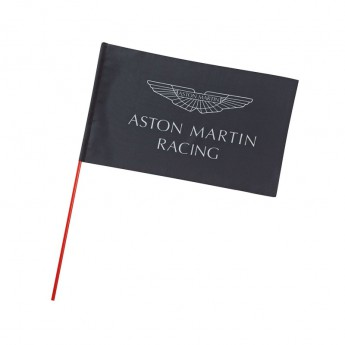 Aston Martin zászló team Navy 2017