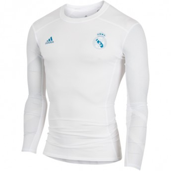Real Madrid férfi Techfit longsleeve
