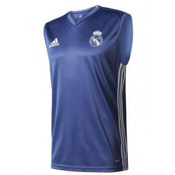 Real Madrid fehér tréning trikó trg blue