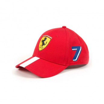 Scuderia Ferrari siltes sapka Kimi 7 red F1 Team 2017