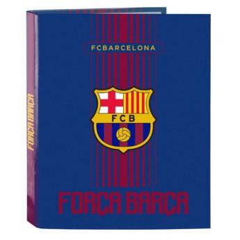 FC Barcelona A4 irattartó unicato