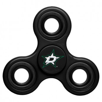 Dallas Stars Fidget Spinner 3 Way