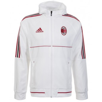 AC Milan férfi kabát track tops white