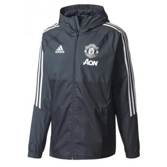 Manchester United férfi kabát rn black