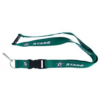 Dallas Stars kulcstartó Team Lanyard Multicolor