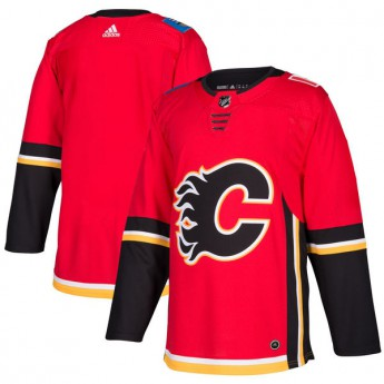Calgary Flames Mez adizero Home Authentic Pro