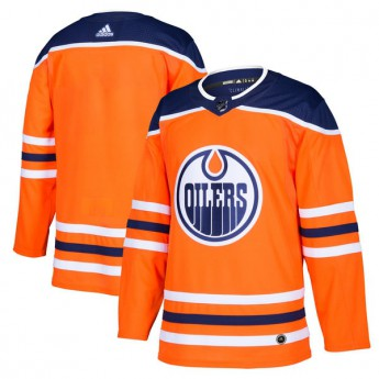 Edmonton Oilers hoki mez orange adizero Home Authentic Pro