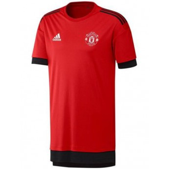 Manchester United férfi tréning trikó 17 UCL red