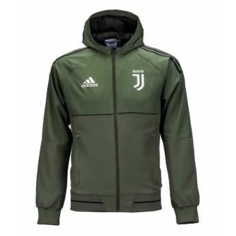 Juventus férfi kabát Presentation green