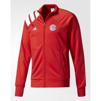Bayern München férfi kabát tréning red
