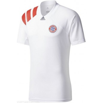 Bayern München férfi tréning trikó white Li