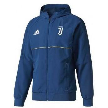 Juventus férfi kabát pre jkt blue
