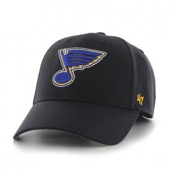 St. Louis Blues baseball sapka 47 MVP black