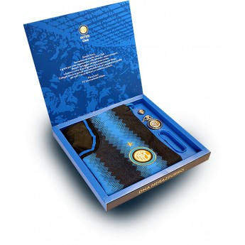 Inter Milan doboz DNA Nerazzurro tartalmaz