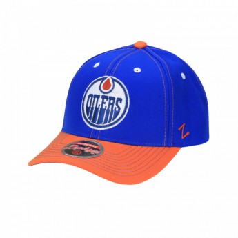 Edmonton Oilers Sitles sapka NHL Staple Adjustable