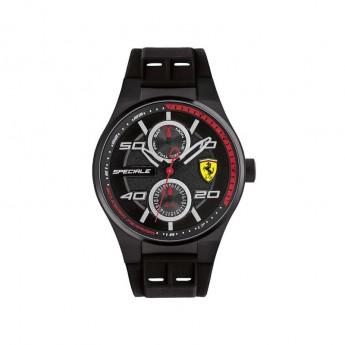 Scuderia Ferrari óra SPECIALE black/red
