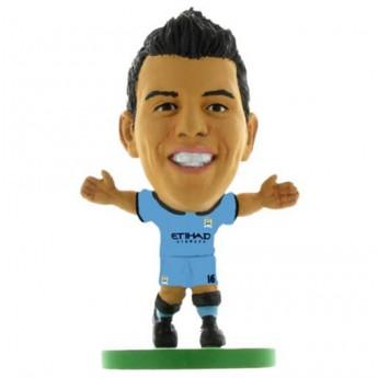 Manchester City gyűjtői figura Sergio Agüera