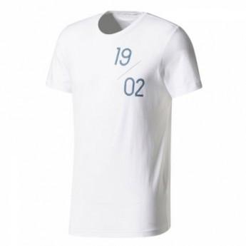 Real Madrid férfi póló Graphic Tee white