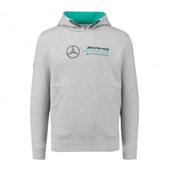Mercedes AMG Petronas férfi pulóver grey F1 2018