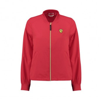 Ferrari női kabát Bomber red F1 Team 2018