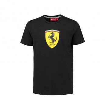 Scuderia Ferrari férfi póló Classic black F1 Team 2018