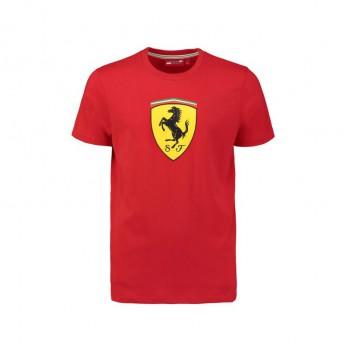 Scuderia Ferrari férfi póló Classic red F1 Team 2018