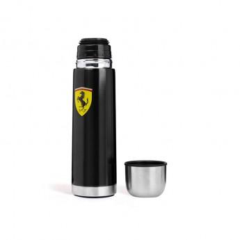 Ferrari fém termosz black F1 Team 2018