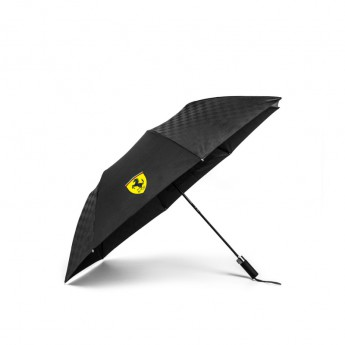 Ferrari esernyő Compact black F1 Team 2018