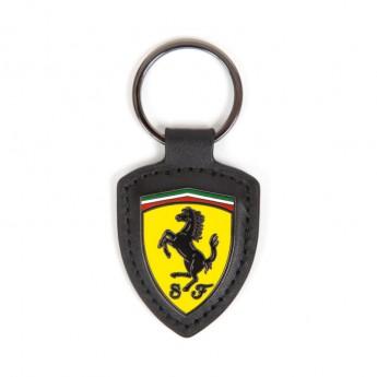 Ferrari kulcstartó bőr Shield F1 Team 2018