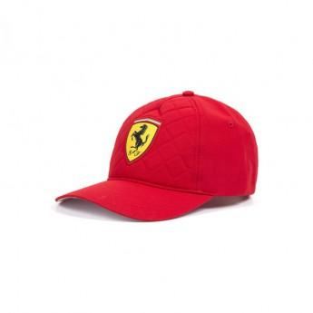 Scuderia Ferrari siltes sapka Quilt red F1 Team 2018